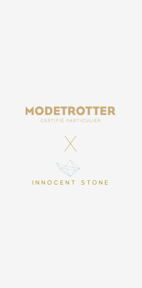 Jewels Modetrotter x Innocent Stone